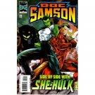 Doc Samson, Vol. 1 #2 (Comic Book) - Marvel Comics - Dan Slott, Ken Lashley