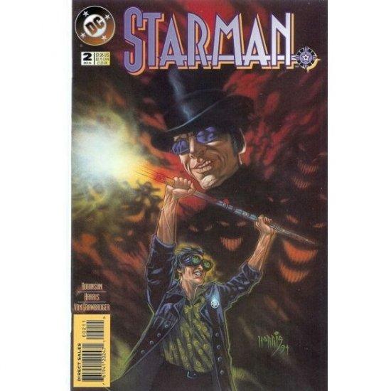Starman, Vol. 2 #2 (Comic Book) - DC Comics - James Robinson, Tony Harris