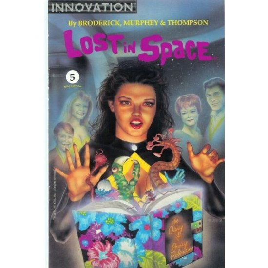 Lost in Space #5 (Comic Book) - Innovation - George Broderick Jr., Peter Murphy