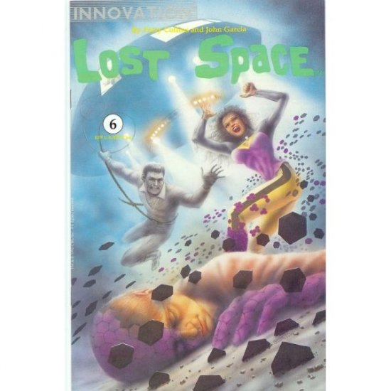 Lost in Space #6 (Comic Book) - Innovation - Terry Collins, John Garcia