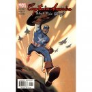 Captain America: What Price Glory #1 (Comic Book) - Marvel Comics - Bruce Jones, Steve Rude