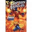 Captain Marvel Vol. 5 #0 (Comic Book) - Marvel Comics - Peter David, ChrisCross