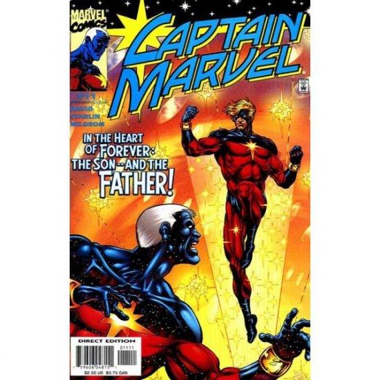 Captain Marvel Vol. 5 #11 (Comic Book) - Marvel Comics - Peter David, Jim Starlin & Al Milgrom