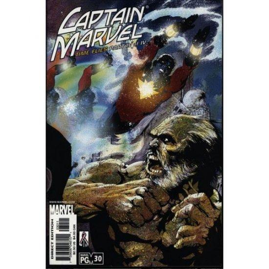Captain Marvel Vol. 5 #30 (Comic Book) - Marvel Comics - Peter David, ChrisCross