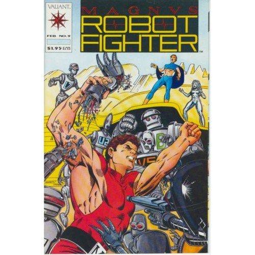 Magnus Robot Fighter, Vol. 1 #9 (Comic Book) - Valiant Comics
