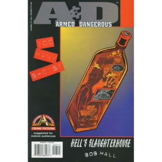 Armed & Dangerous: Hell's Slaughterhouse #2 (Comic Book) - Acclaim Comics