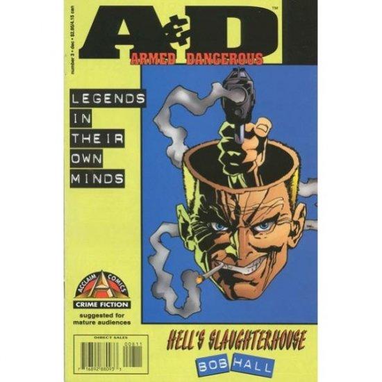 Armed & Dangerous: Hell's Slaughterhouse #3 (Comic Book) - Acclaim Comics