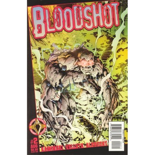 Bloodshot Vol. 2, #2 (Comic Book) - Acclaim Comics