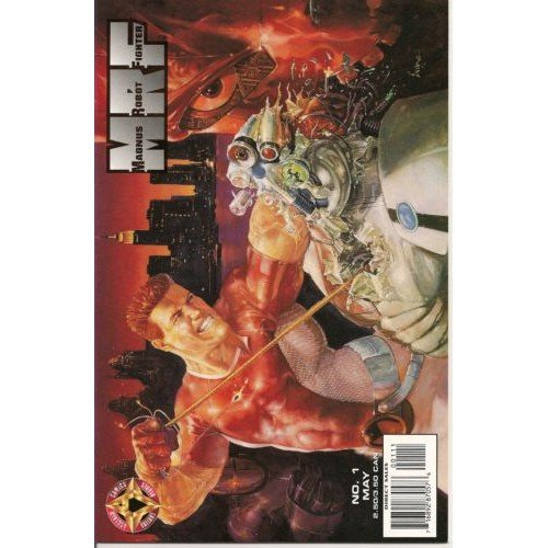 Magnus Robot Fighter, Vol. 2 #1 (Comic Book) - Acclaim Comics