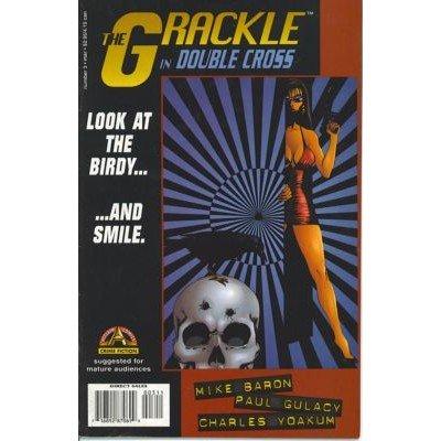 The Grackle #3 (Comic Book) - Acclaim Comics