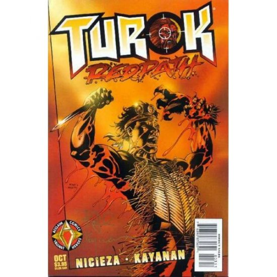 Turok: Redpath (Comic Book) - Acclaim Comics