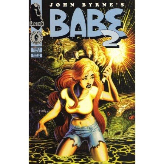 Babe 2 #1 (Comic Book) - Dark Horse Comics - John Byrne