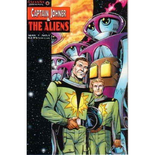 Captain Johner & The Aliens #1 (Comic Book) - Valiant Comics