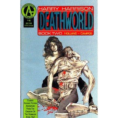 Deathworld Book II #4 (Comic Book) - Adventure Comics - Harry Harrison, Holland, Campos