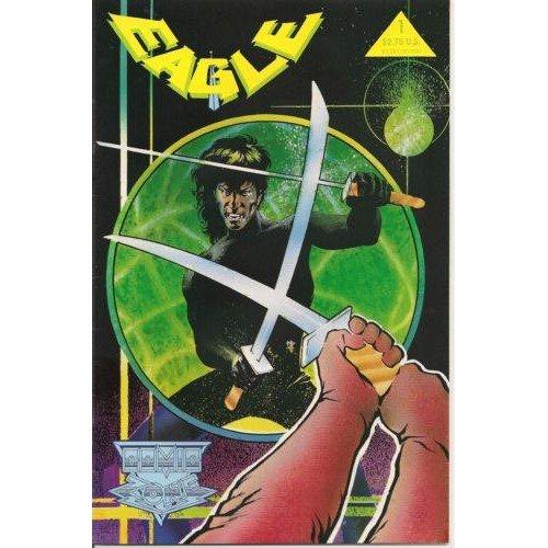 Eagle: The Dark Mirror Saga #1 (Comic Book) - Comic Zone - Neil Vokes, Jack Herman, Rich Rankin