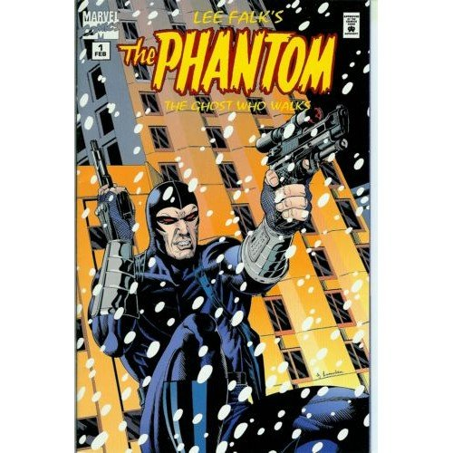 The Phantom: The Ghost Who Walks #1 (Comic Book) - Marvel Comics - Dave DeVries, Glenn Lumsden