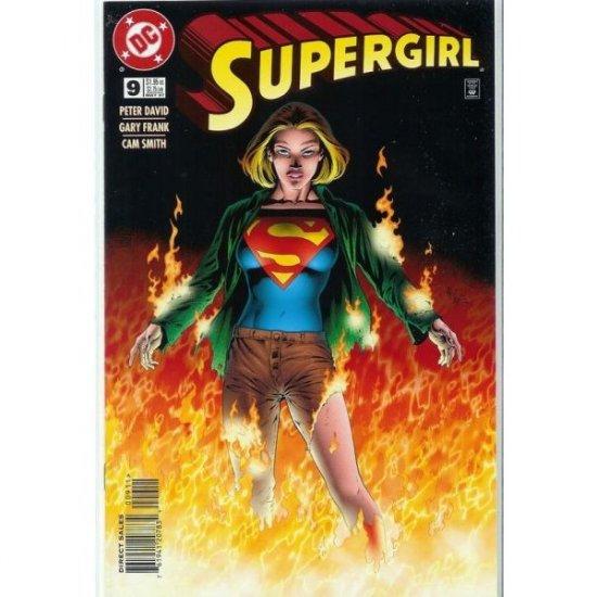 Supergirl, Vol. 4 #9 (Comic Book) - DC Comics - Peter David, Gary Frank & Cam Smith