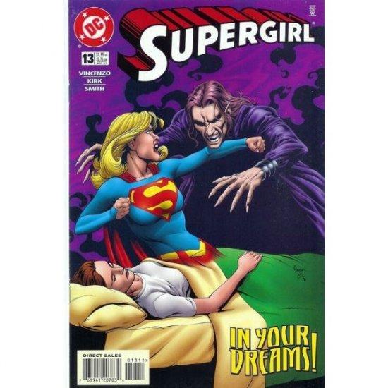 Supergirl, Vol. 4 #13 (Comic Book) - DC Comics - Darren Vincenzo, Leonard Kirk & Cam Smith