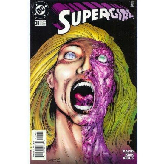 Supergirl, Vol. 4 #31 (Comic Book) - DC Comics - Peter David, Leonard Kirk & Robin Riggs