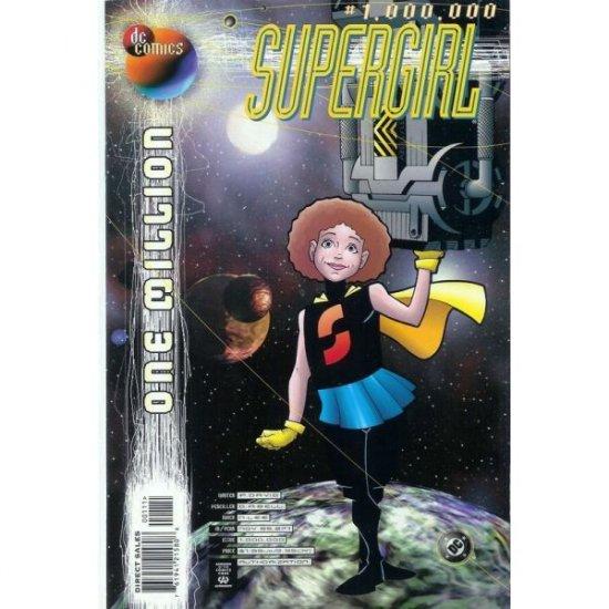 Supergirl, Vol. 4 #1000000 (Comic Book) - DC Comics - Peter David, Dusty Abell & Norm Lee