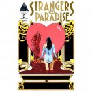 Strangers in Paradise, Vol. 1 #3 (Comic Book) - Abstract Studios - Terry Moore