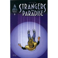 Strangers In Paradise, Vol. 3 #9 (Comic Book) - Abstract Studios - Terry Moore