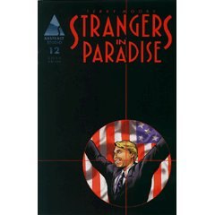 Strangers In Paradise, Vol. 3 #12 (Comic Book) - Abstract Studios - Terry Moore