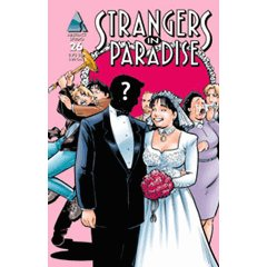 Strangers In Paradise, Vol. 3 #26 (Comic Book) - Abstract Studios