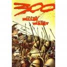 300 #4 (Comic Book) - Dark Horse Comics - Frank Miller & Lynn Varley