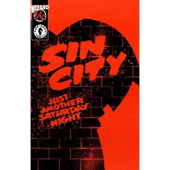 Sin City: Just Another Saturday Night 1/2 (Comic Book) - Dark Horse Comics - Frank Miller