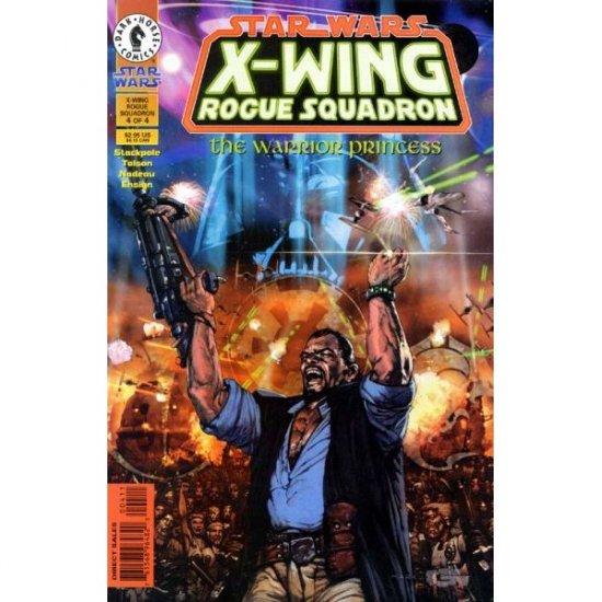 Star Wars: X-Wing Rogue Squadron #16 (Comic Book) - Dark Horse Comics - Michael A. Stackpole