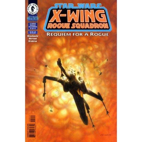 Star Wars: X-Wing Rogue Squadron #20 (Comic Book) - Dark Horse Comics - Michael A. Stackpole