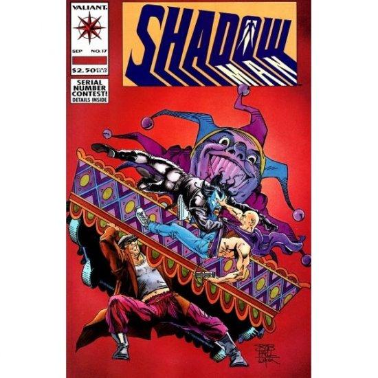 Shadowman Vol. 1 #17 (Comic Book) - Valiant