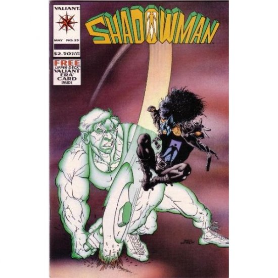 Shadowman Vol. 1 #25 (Comic Book) - Valiant