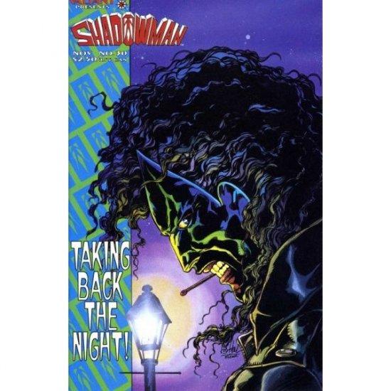 Shadowman Vol. 1 #30 (Comic Book) - Valiant