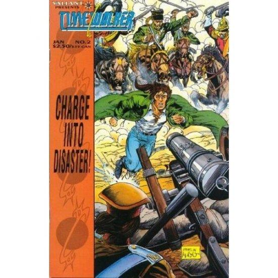 Timewalker #2 (Comic Book) - Valiant