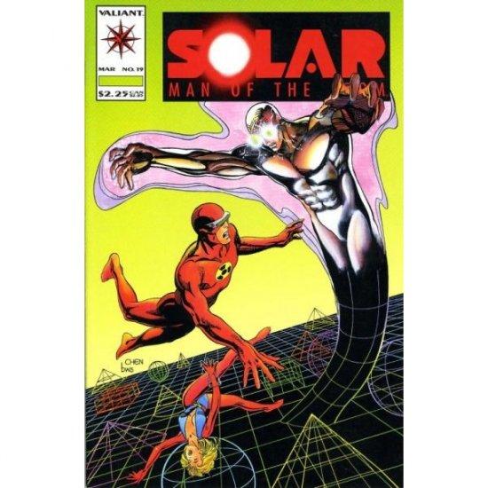 Solar, Man of the Atom, Vol. 1 #19 (Comic Book) - Valiant