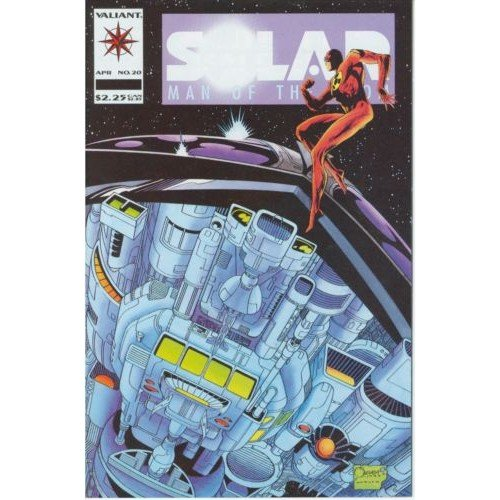Solar, Man of the Atom, Vol. 1 #20 (Comic Book) - Valiant