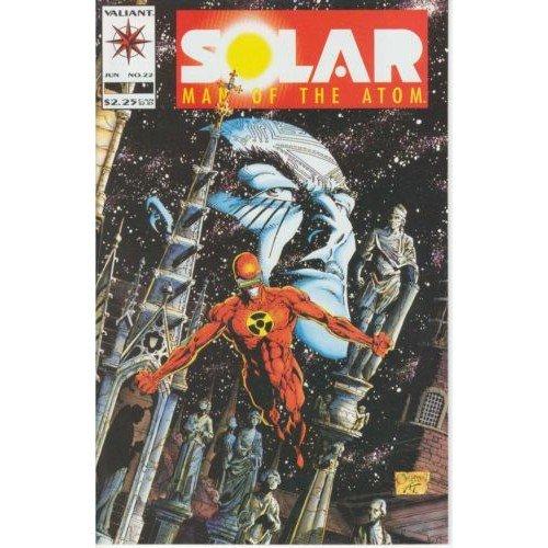 Solar, Man of the Atom, Vol. 1 #22 (Comic Book) - Valiant