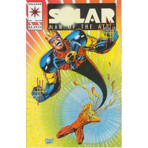 Solar, Man of the Atom, Vol. 1 #23 (Comic Book) - Valiant
