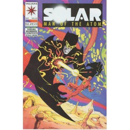 Solar, Man of the Atom, Vol. 1 #25 (Comic Book) - Valiant