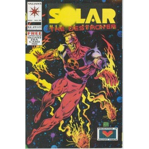 Solar, Man of the Atom, Vol. 1 #33 (Comic Book) - Valiant