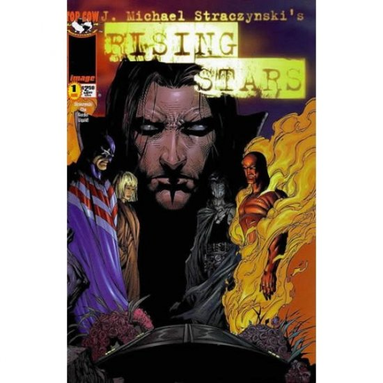Rising Stars #1 Funeral Cover (Comic Book) - Top Cow Productions