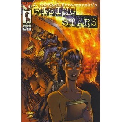 Rising Stars #4 (Comic Book) - Top Cow Productions