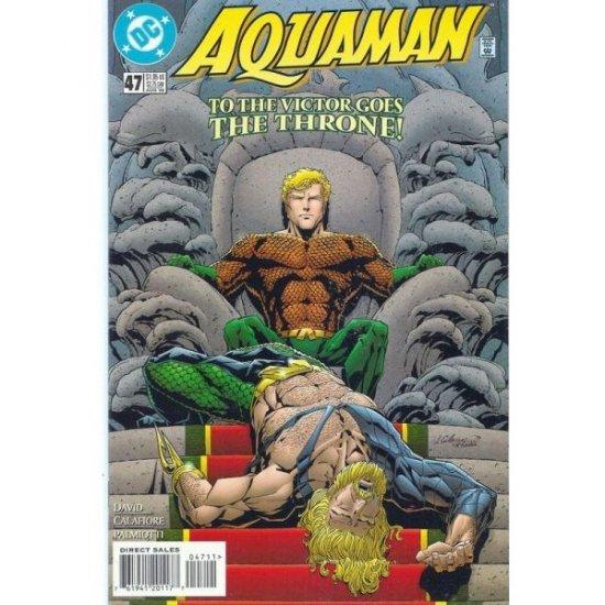 Aquaman, Vol. 5 #47 - DC Comics - Dan Abnett and Andy Lanning (Comic Book)