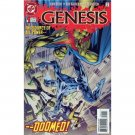 Genesis #1, DC Comics - John Byrne, Ron Wagner and Joe Rubinstein (Comic Book)