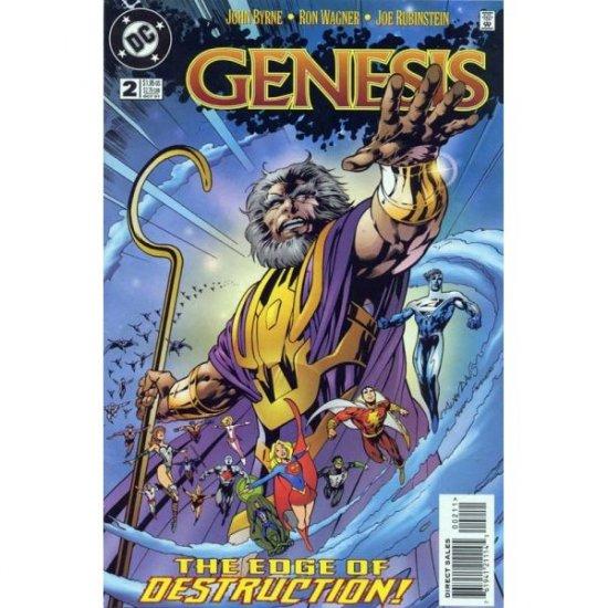 Genesis #2 - John Byrne, Ron Wagner and Joe Rubinstein (Comic Book)