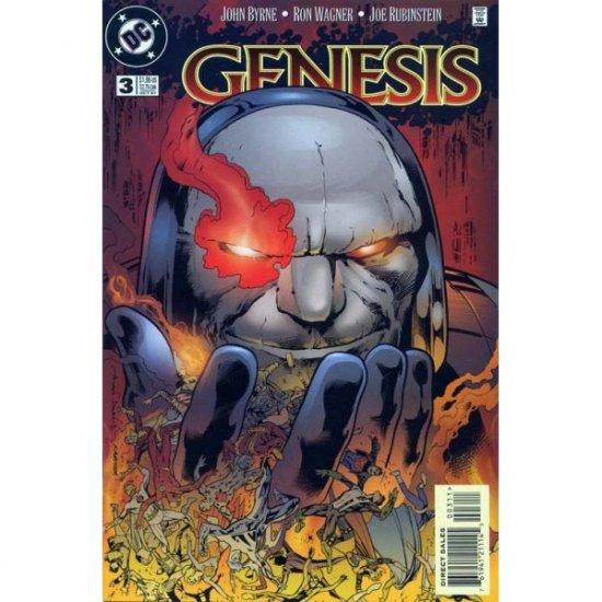 Genesis #3 - John Byrne, Ron Wagner and Joe Rubinstein (Comic Book)