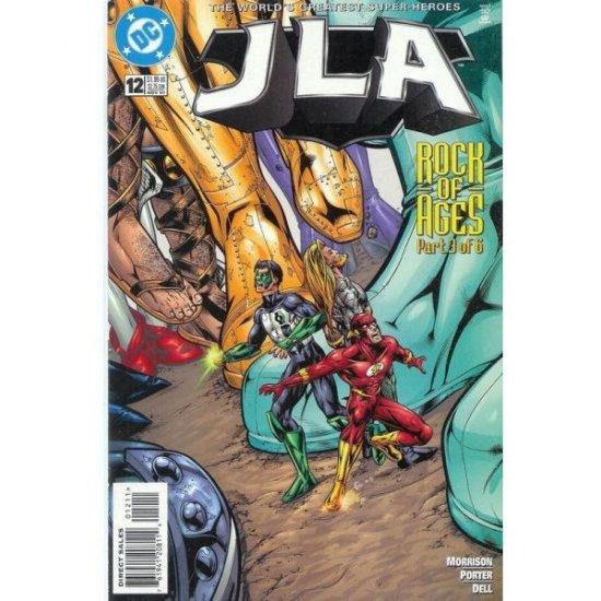 JLA #12 (Comic Book) - DC Comics - Grant Morrison, Howard Porter & John Dell
