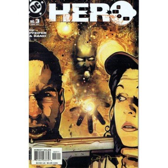 H-E-R-O #3 (Comic Book) - DC Comics - by Will Pfeifer & Kano (Hero)